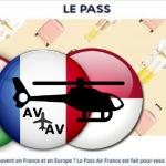 Air France et HOP! lancent Le Pass