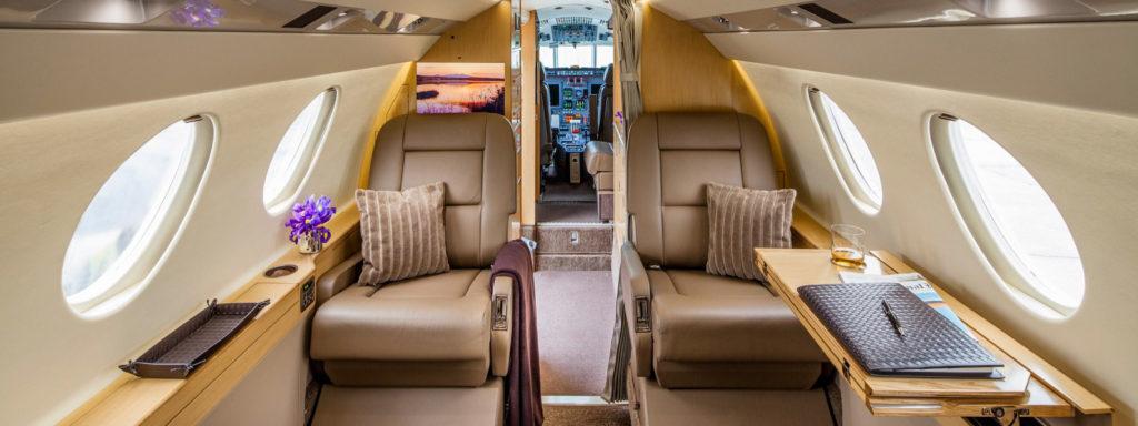 Бизнес авиация во Франции