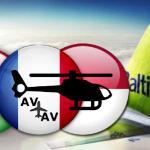 AirBaltic se pose à Bordeaux