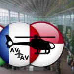 Trafic aérien en France : +1,3% en avril pour cause de grèves