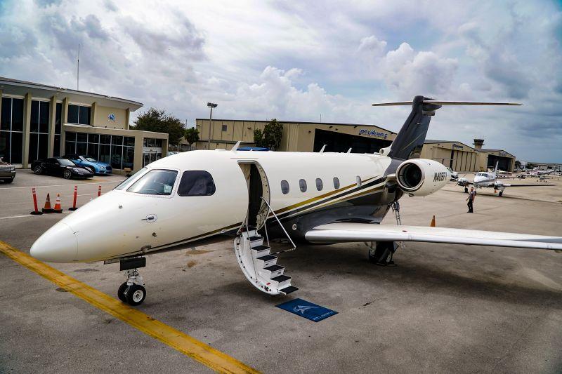 Как арендовать частный самолет во Франции