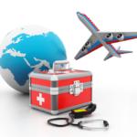 Как заказать медицинский самолет в Париже