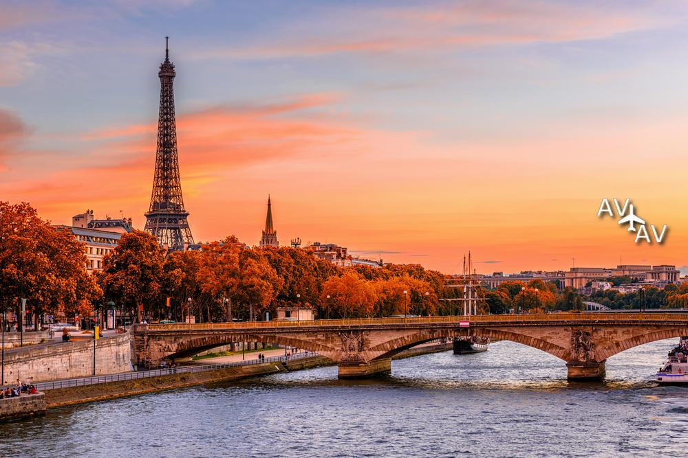 Париж – любовь с одного взгляда