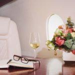 10 удивительных удобств, которые можно найти на борту роскошных частных самолетов