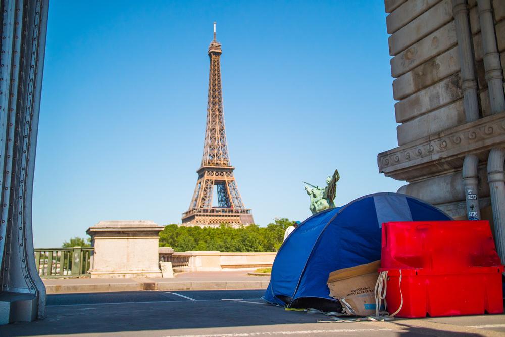 Чем может неприятно порадовать туристов современный Париж